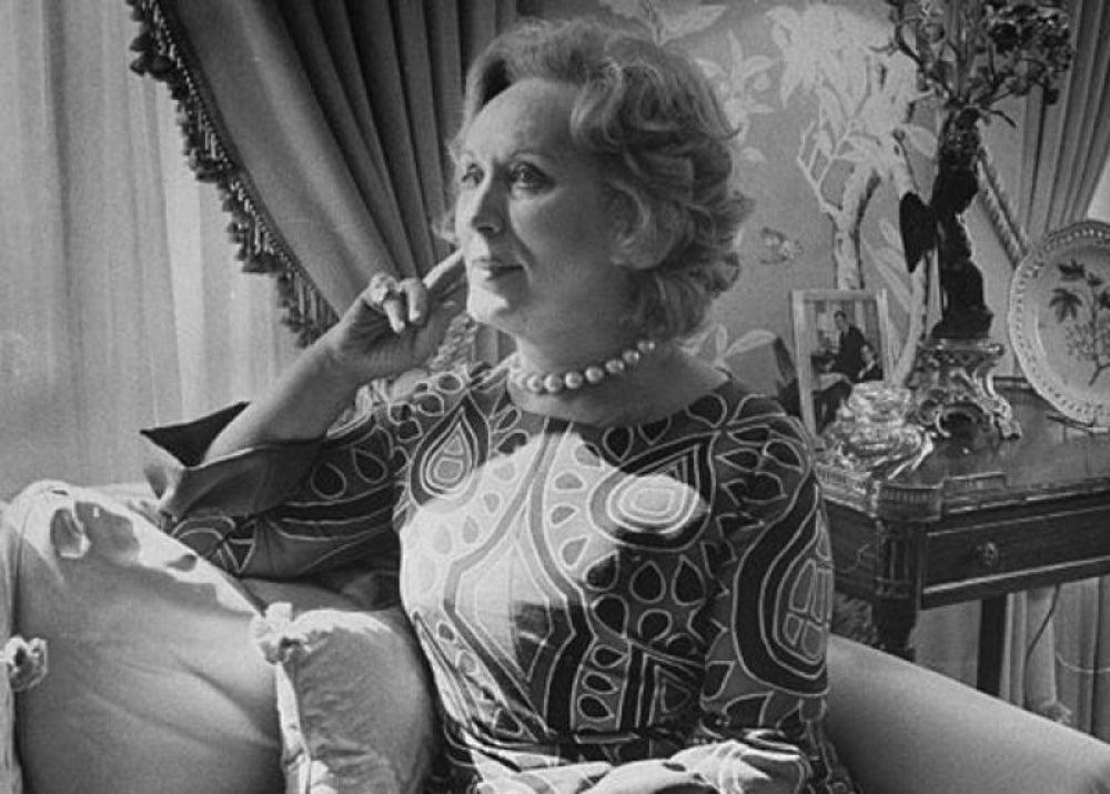 Estee Lauder (1906-2004)