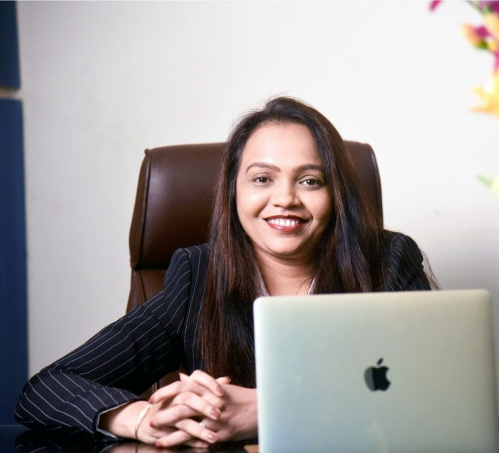 Priti Shah, CEO & Co-Founder, Payswiff