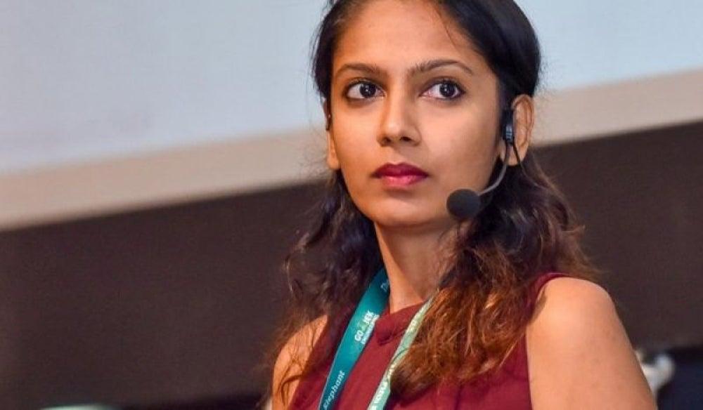 Chandini Jain, Founder, Auquan