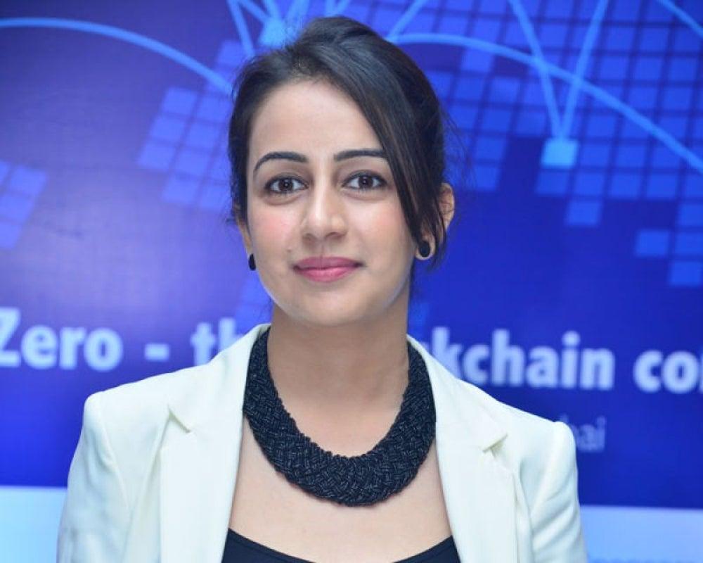 Shinam Arora, Founder & CEO, Primechain Technologies Pvt. Ltd