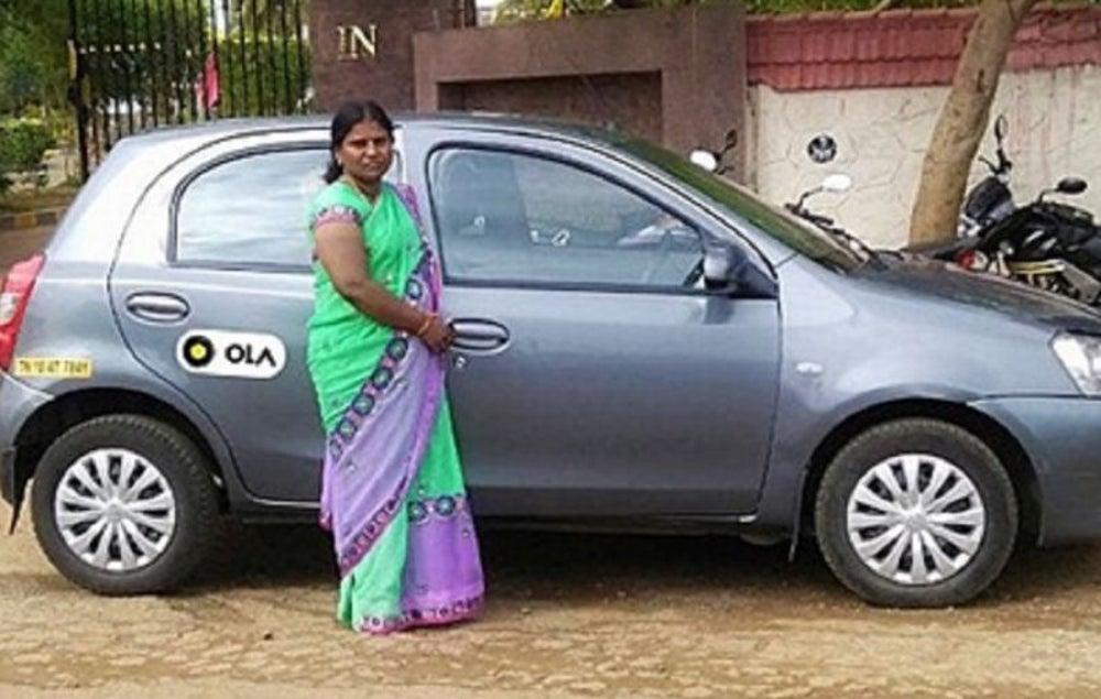 Jayalakshmi, Ola Chennai