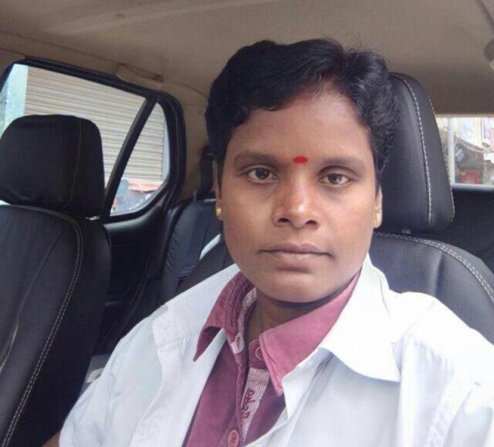 Bhagyalakshmi, Uber driver partner, Chennai