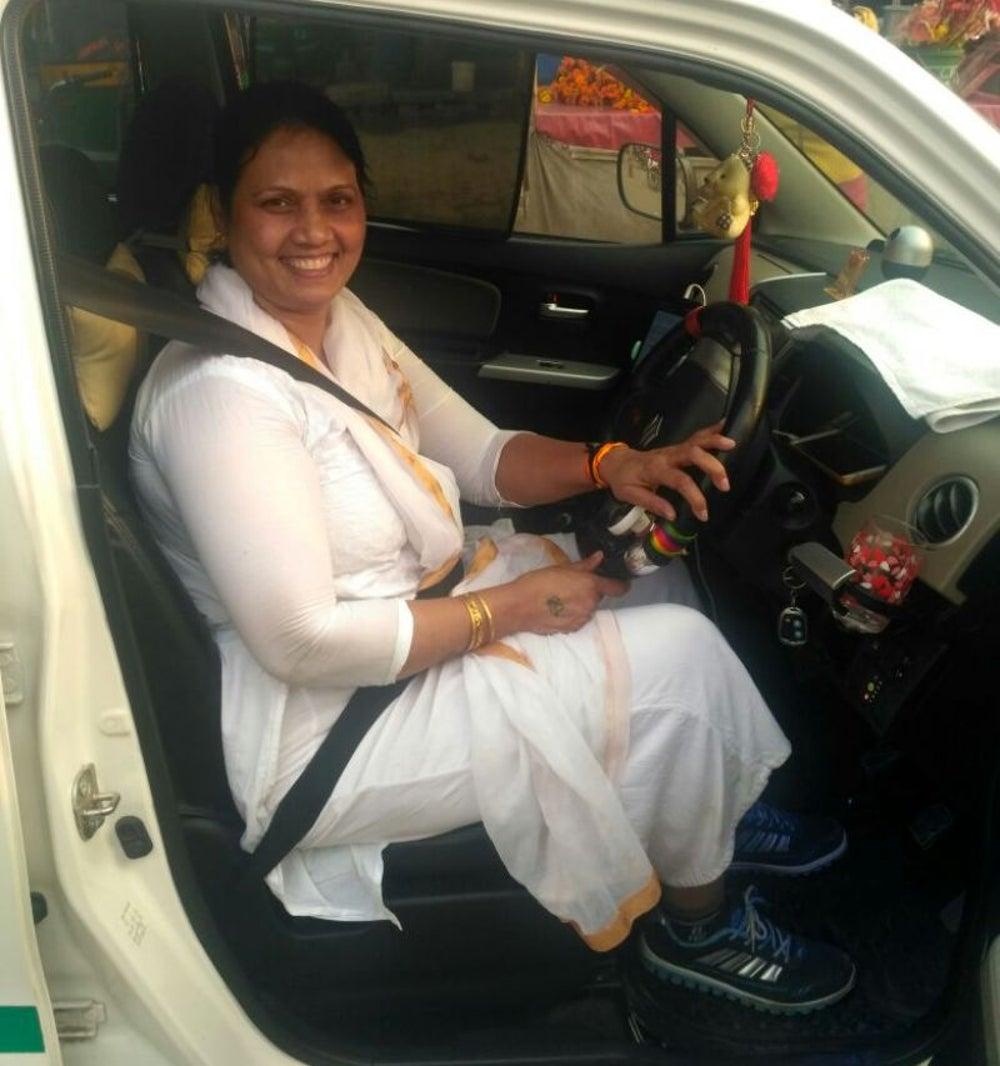 Gulesh Chauhan, Uber India