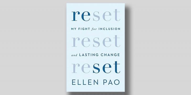 'Reset' by Ellen Pao
