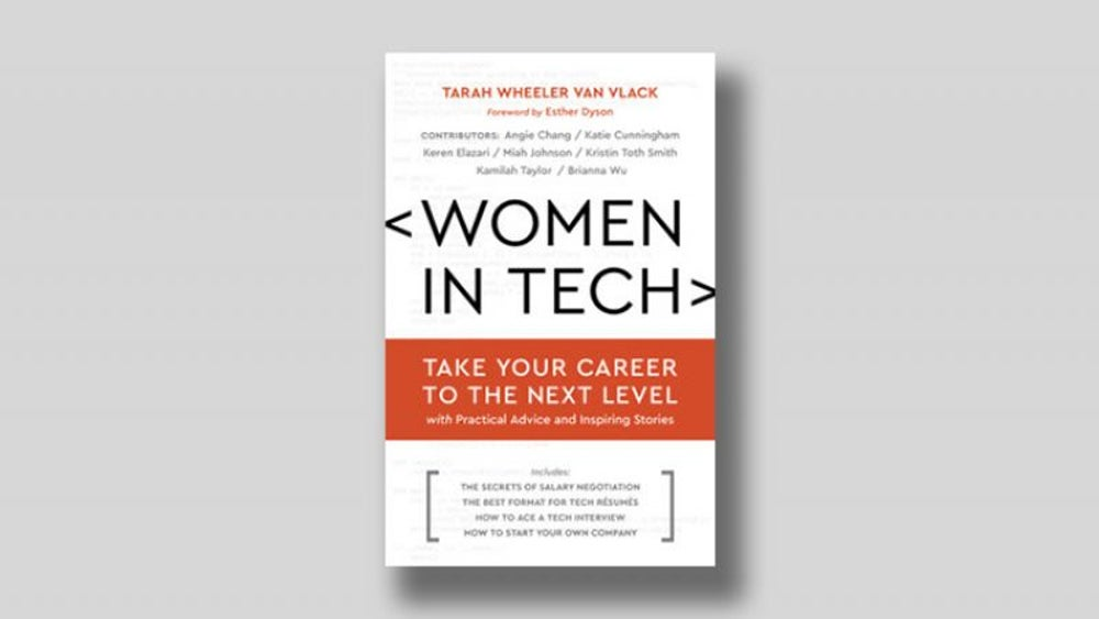 'Women in Tech' by Tarah Wheeler Van Vlack