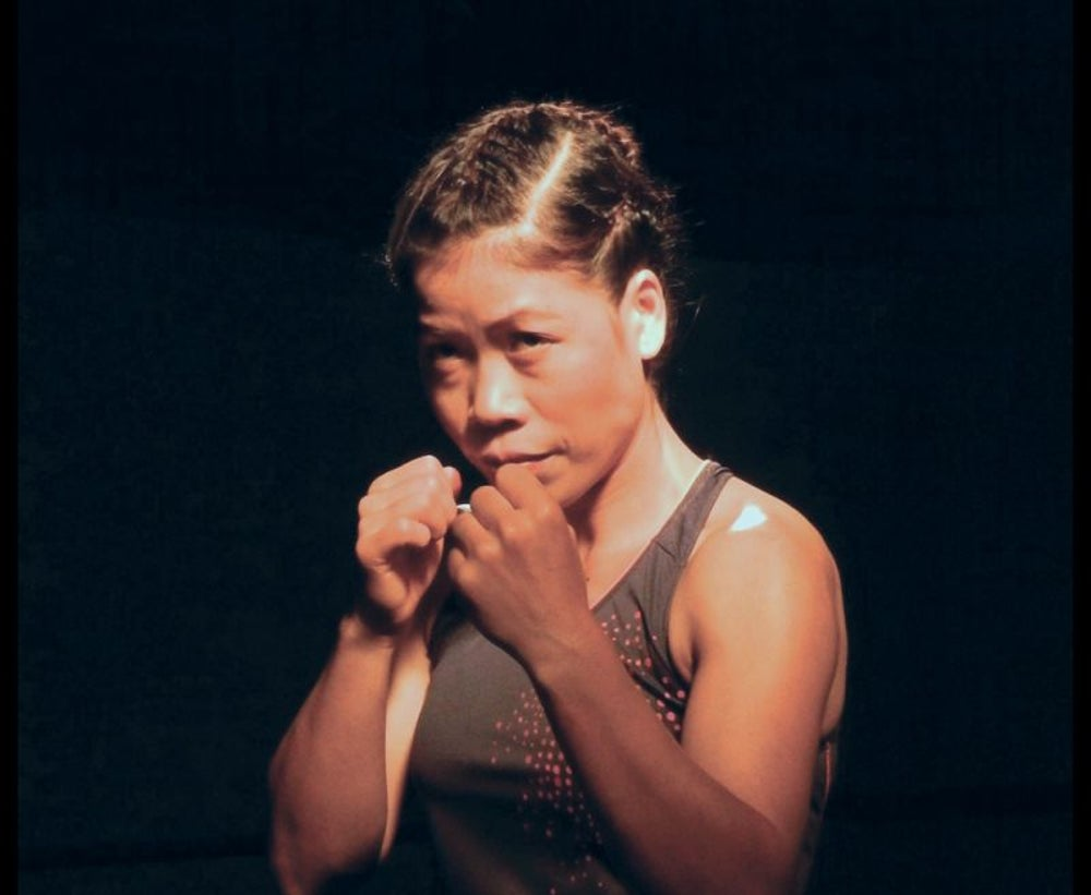 Fist of Fury - Mary Kom