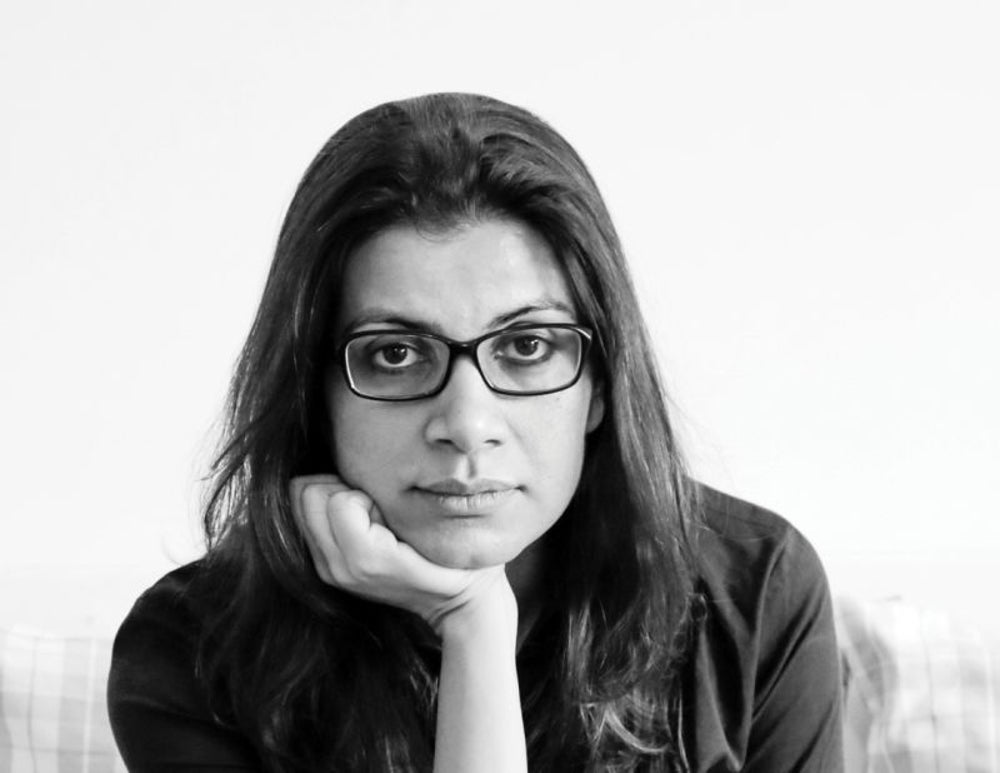 The Feisty Storyteller - Alankrita Shrivastava