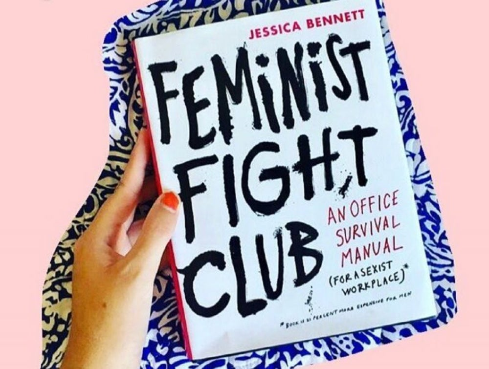 Feminist Fight Club - Jessica Benett