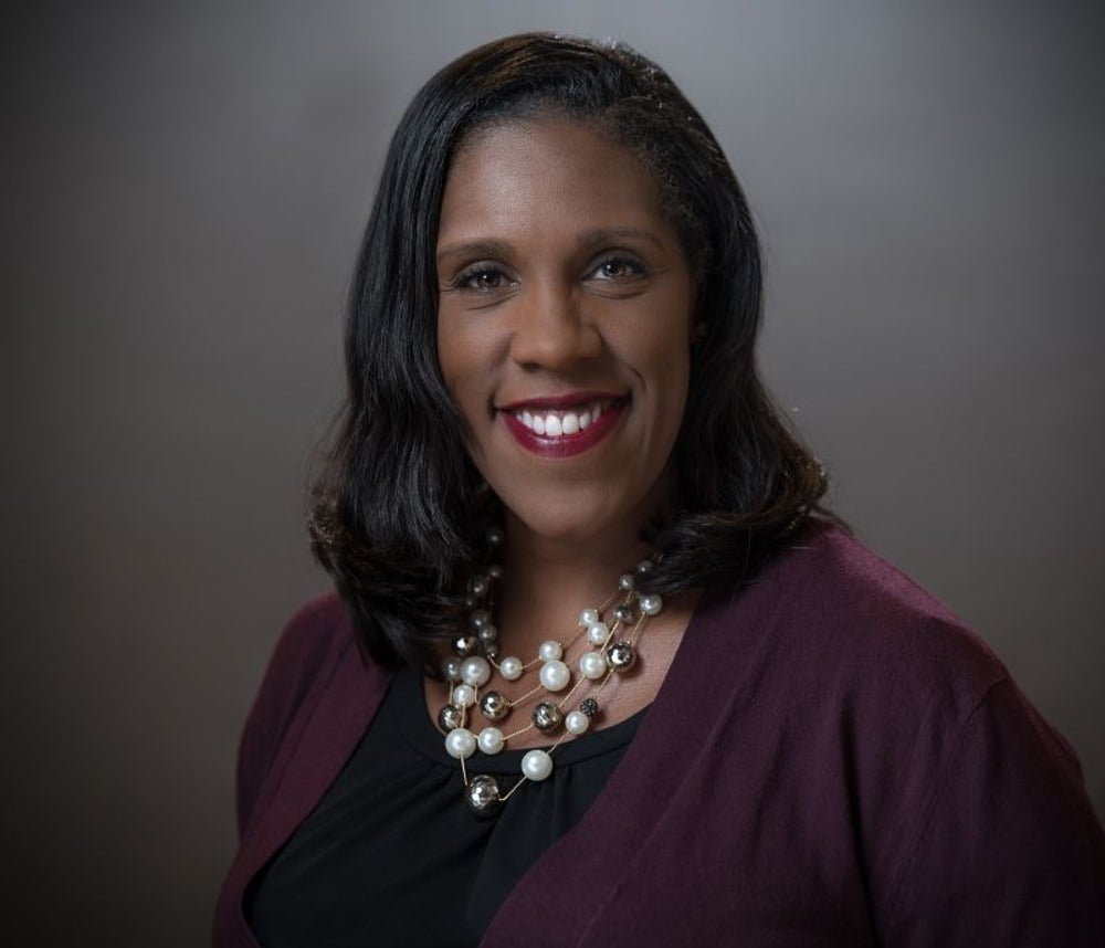 Teresa C. Younger, president and CEO of The Ms. Foundation for Women