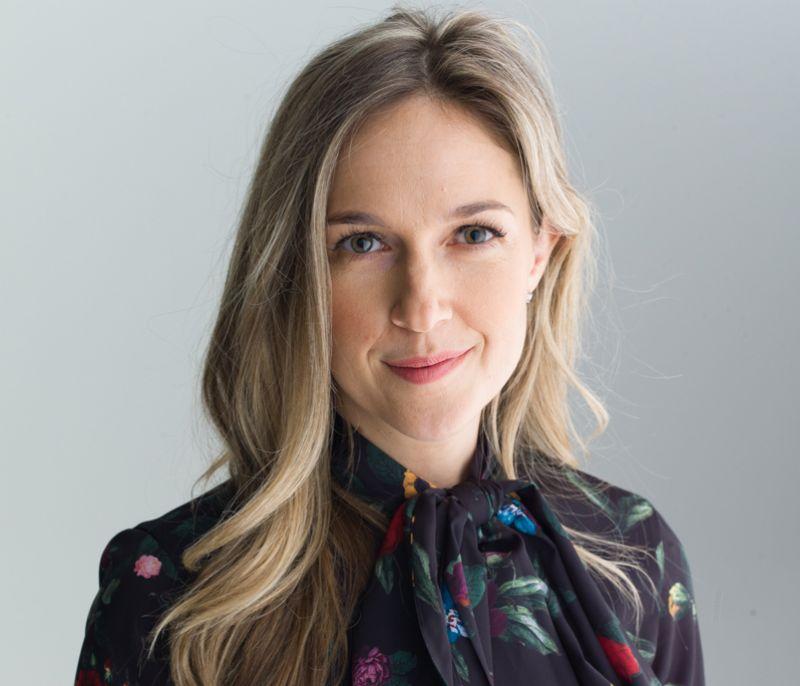 Nikki Pechet, VP of marketing at Thumbtack