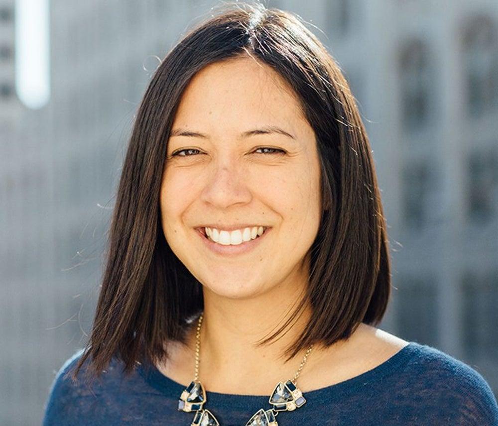 Monica Long, SVP of marketing at Ripple