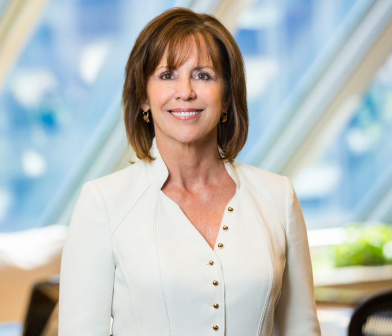 Jean Case, CEO of the Case Foundation and chairman of the board of trustees at National Geographic