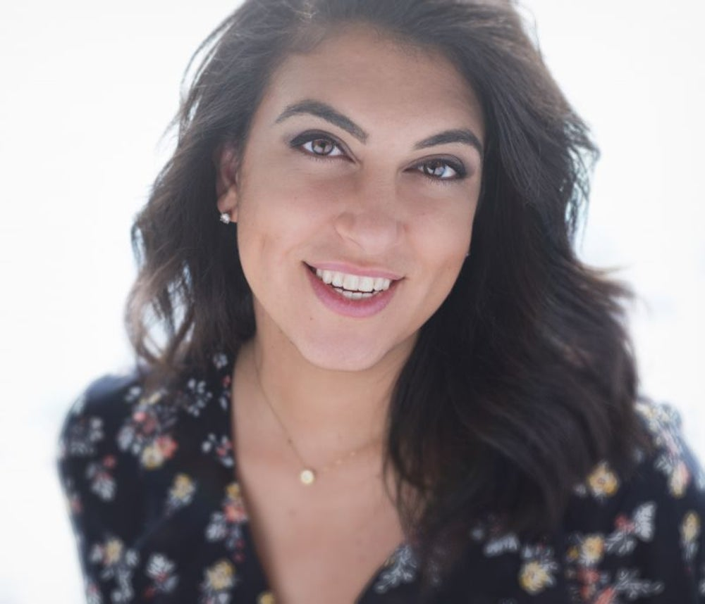 Rachel Sumekh, founder and CEO of Swipe Out Hunger