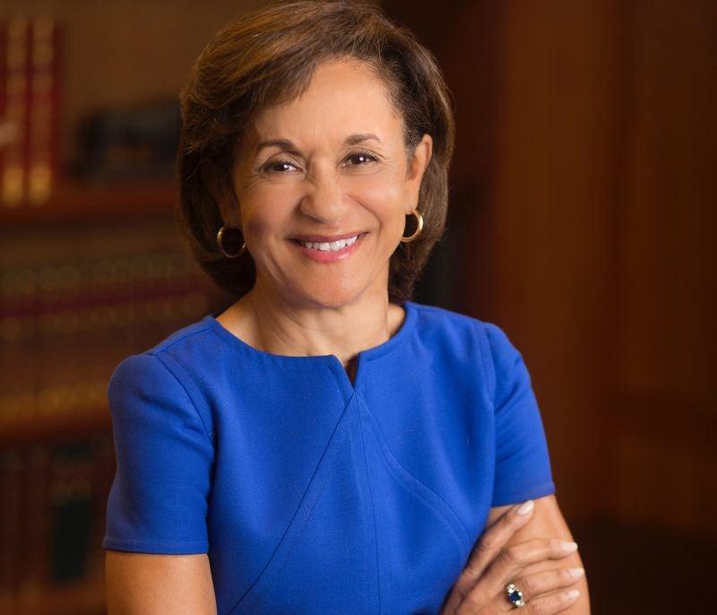 Glenda McNeal, president of enterprise strategic partnerships at American Express