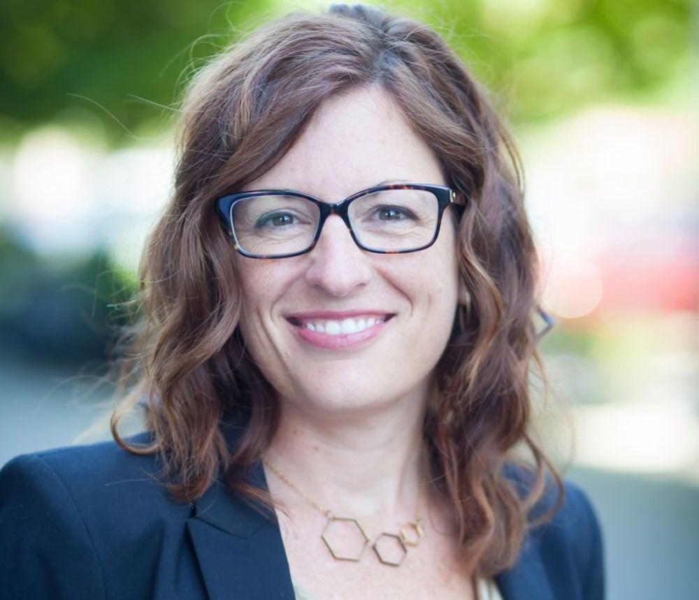 Melanie Allen, chief marketing officer at Brooks