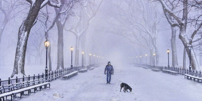 The weather from where you grew up affects your personality.