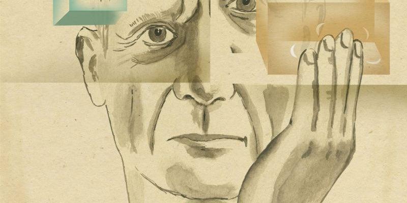 "Pablo Picasso held onto his ""essence."""