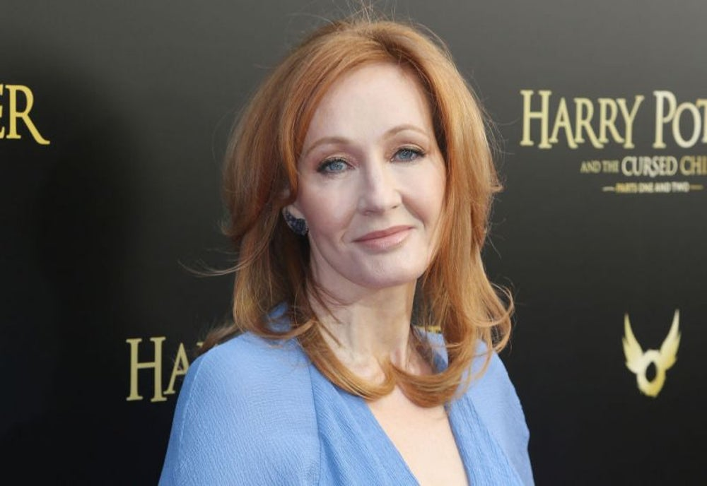 J. K. Rowling was a single mother on welfare while writing Harry Potter.