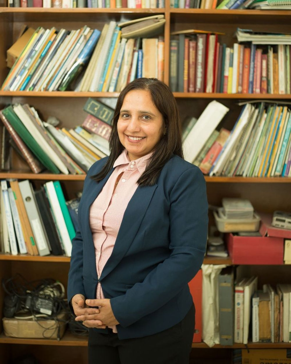 Dr. Vibha Tripathi, Co-founder, Swajal Water