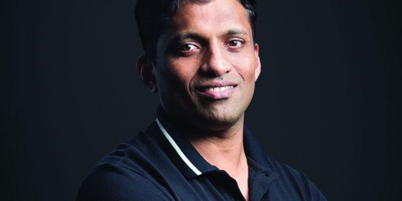 The Teaching Machine - Byju Raveendran