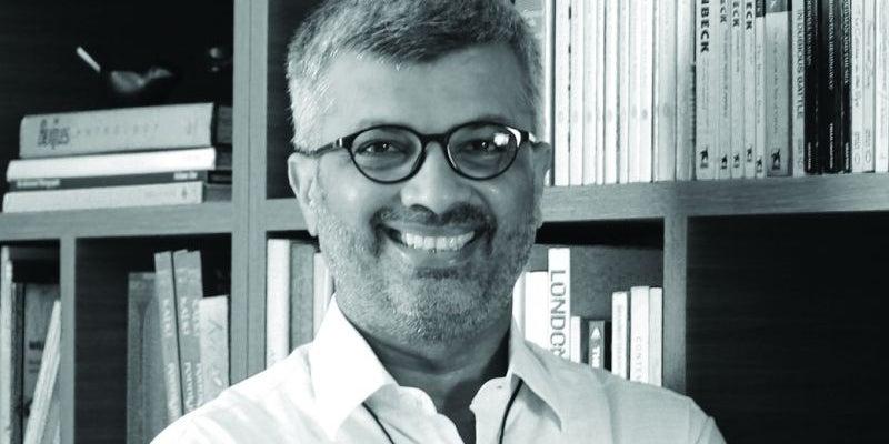 The Data Cruncher- Suresh V Shankar
