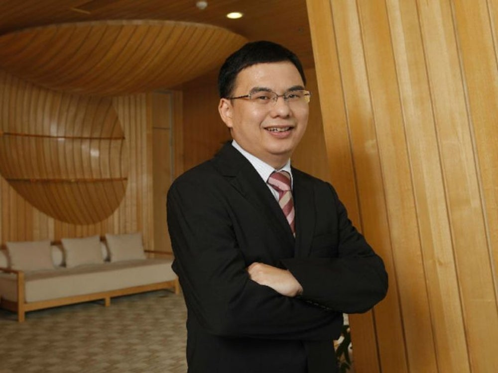19. Zhang Zhidong, cofounder of Tencent Holdings