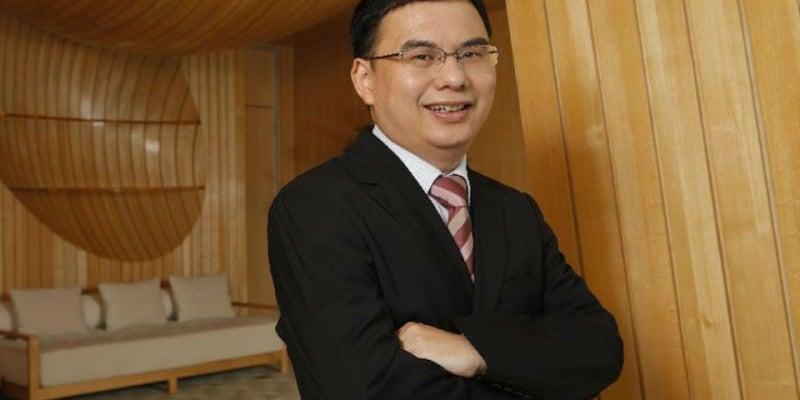 19. Zhang Zhidong, cofounder of Tencent Holdings