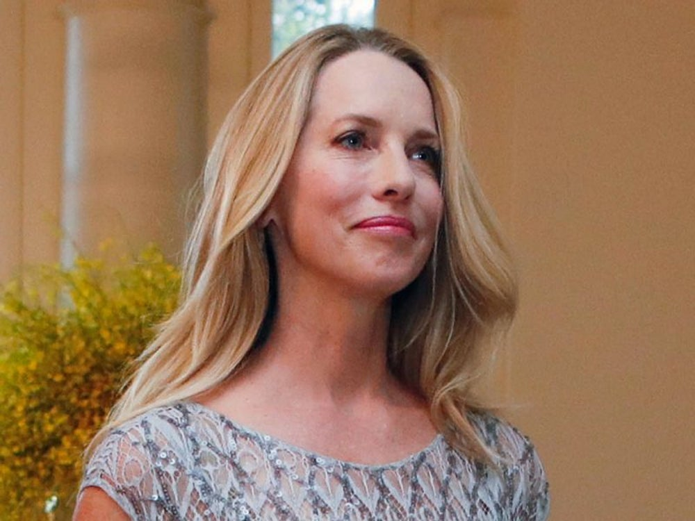 17. Laurene Powell Jobs, widow of Steve Jobs