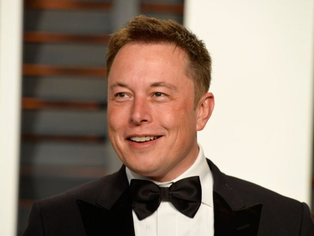 15. Elon Musk, CEO of Tesla and SpaceX