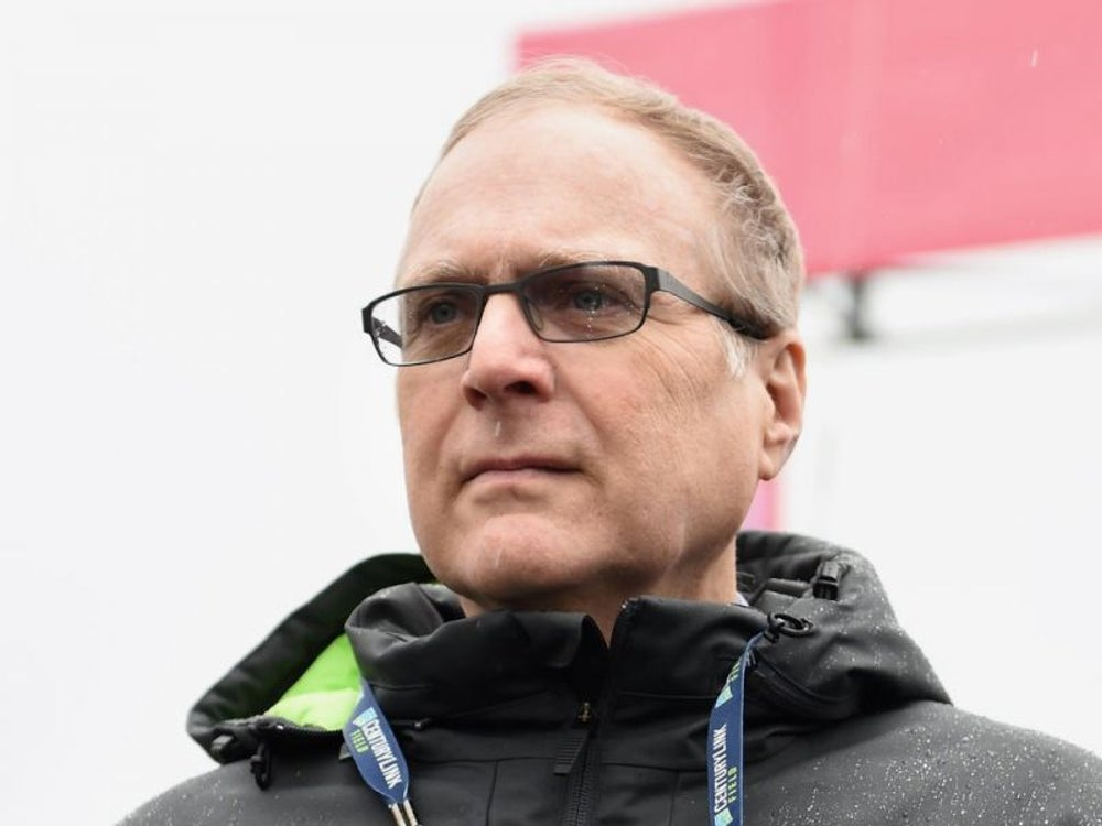 14. Paul Allen, cofounder of Microsoft