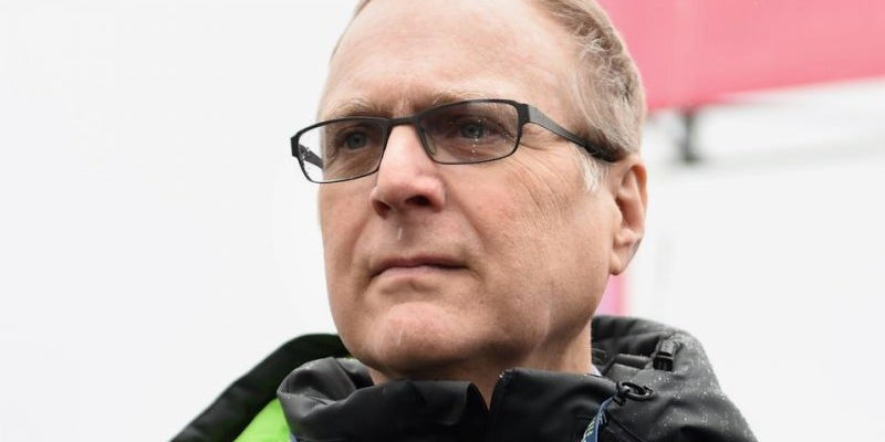 14. Paul Allen, cofounder of Microsoft
