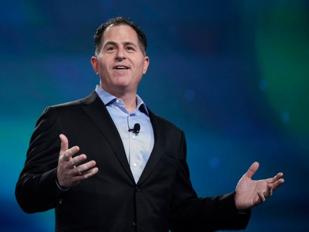12. Michael Dell, founder and CEO of Dell Technologies