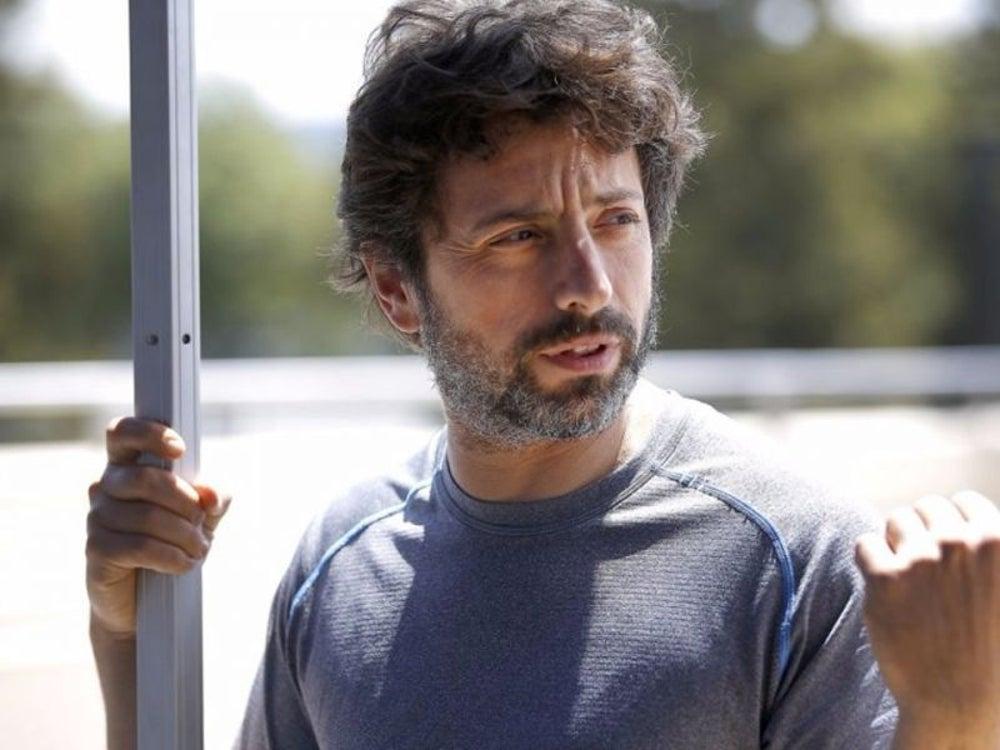 7. Sergey Brin, cofounder of Google