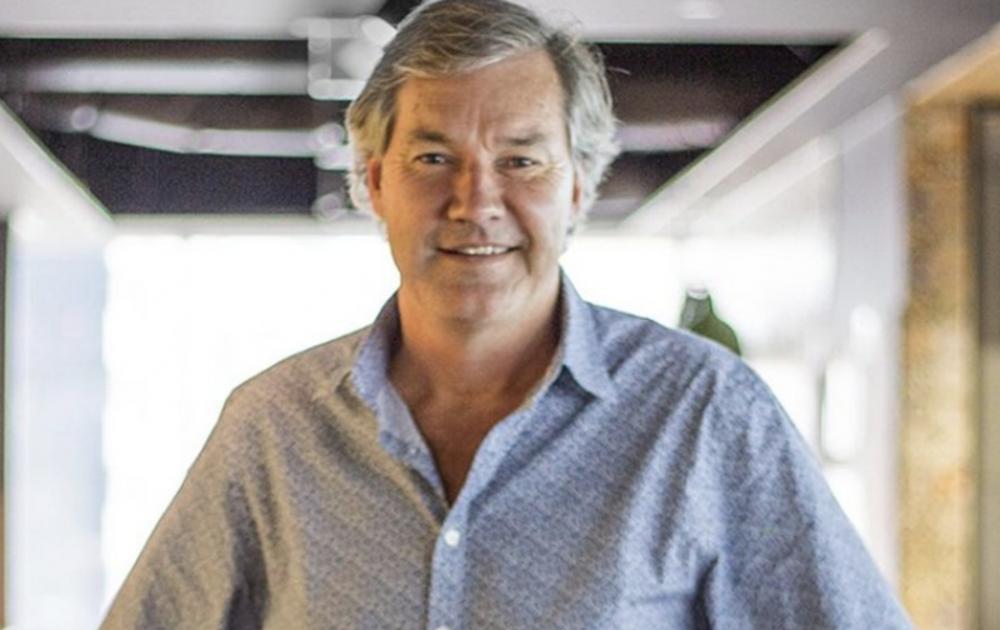 Darrell Wade, cofundador de Intrepid Travel