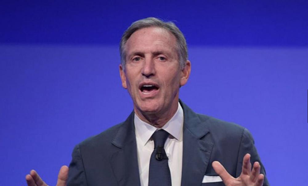 Howard Schultz vendió su sangre para pagar su universidad antes de lanzar Starbucks