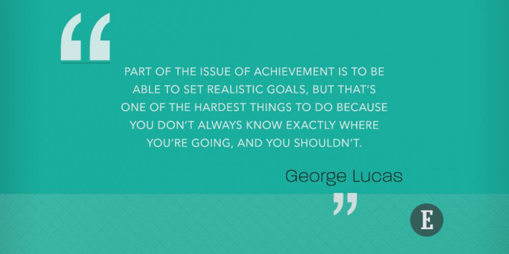 On goal-setting