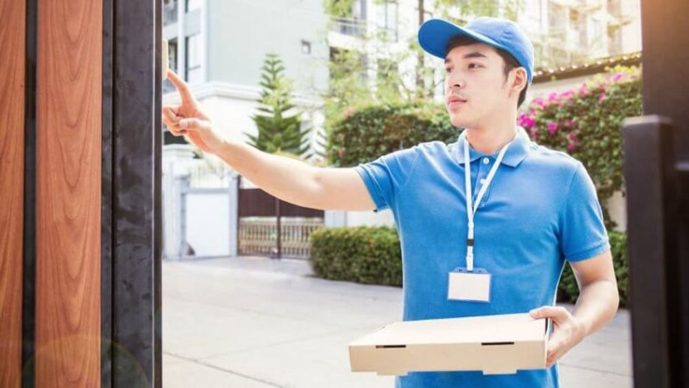 Food and beverage delivery driver