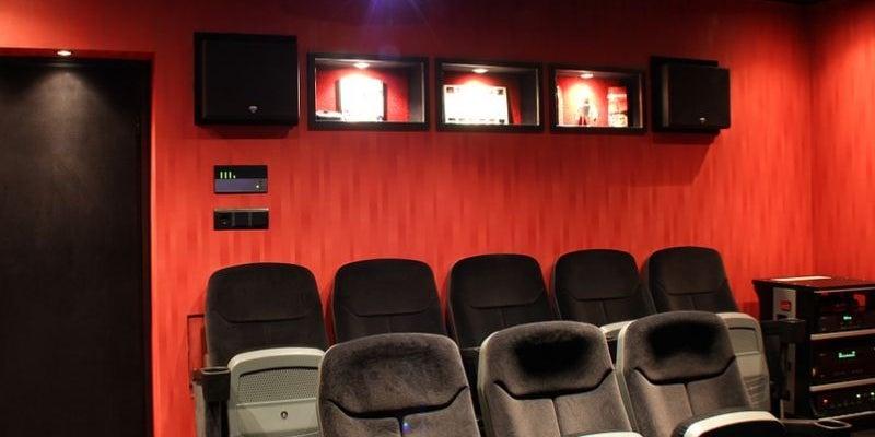 Set up a small Audio-Visual facility
