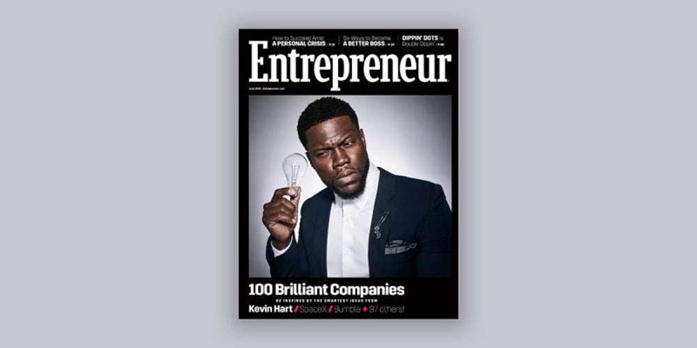 How Kevin Hart Went From Being a Comedian to the Guy Who Owns Comedy