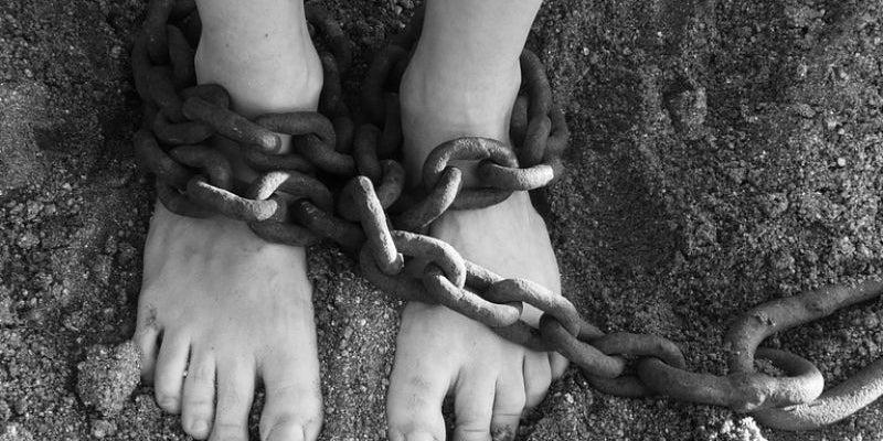 Break conventional shackles
