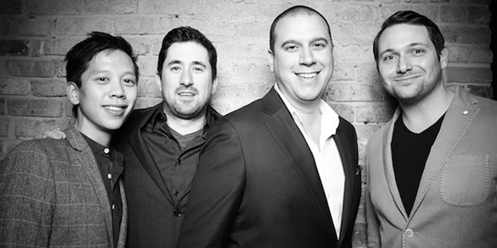 Justyn Howard, Gil Lara, Aaron Rankin and Peter Soung, Sprout Social