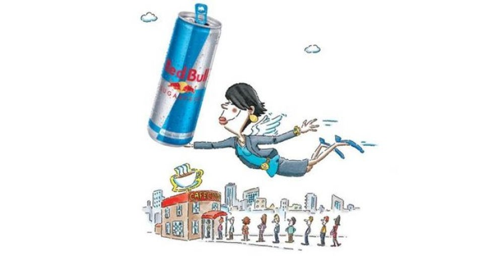 6. Red Bull no te da alas