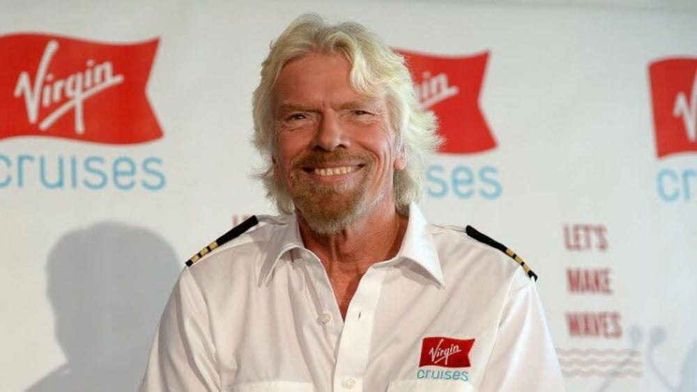 Richard Branson net worth: $5.1B