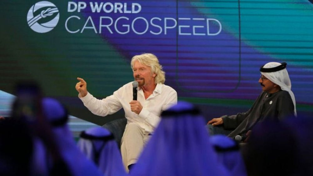 Richard Branson's Virgin Hyperloop One