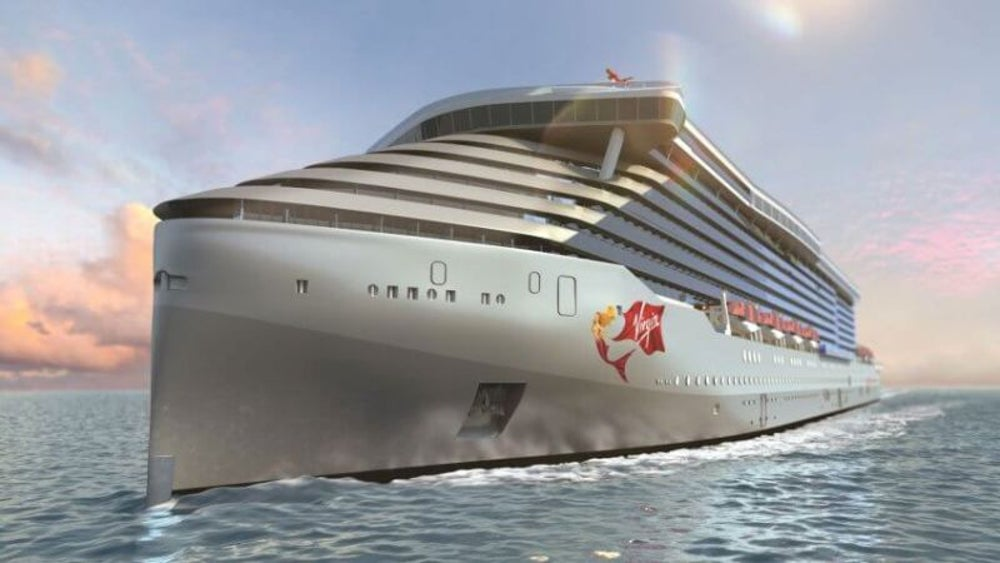 Richard Branson's Virgin Voyages