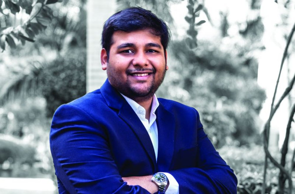 Moving Out of The Comfort Zone - Ankit Gupta