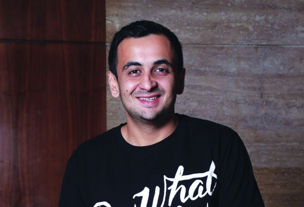 Working in Unconventional Spaces - Karan Virwani