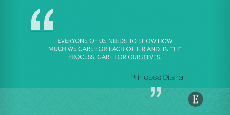 On caring for ourselves