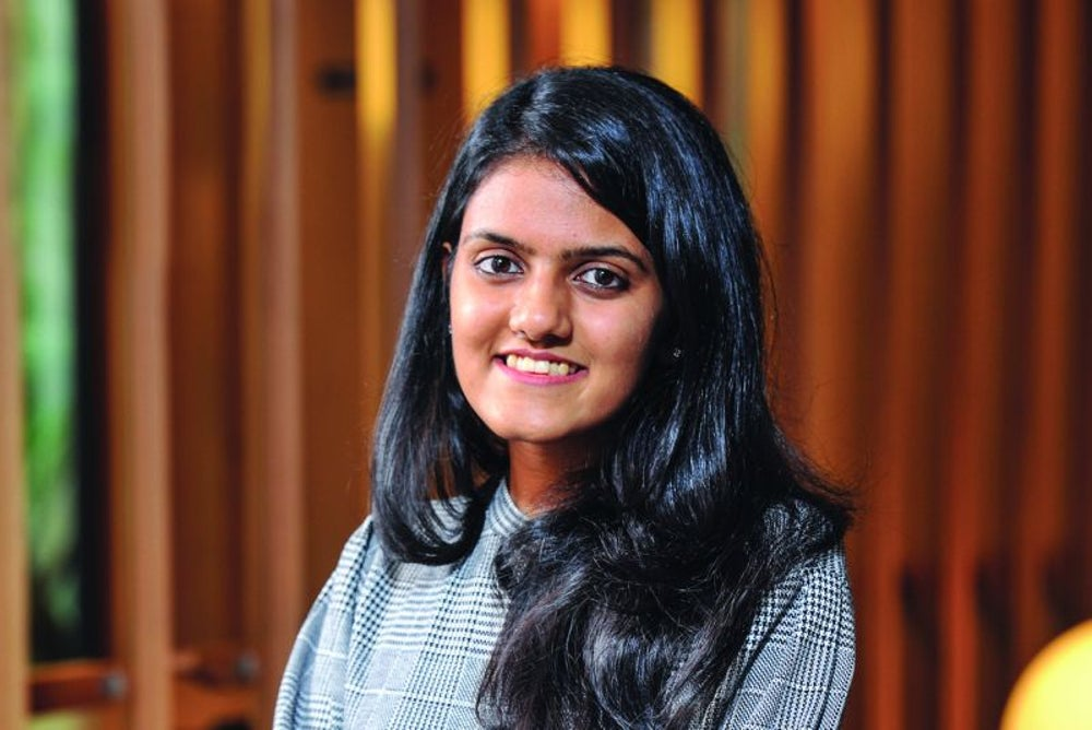 The Number Cruncher - Harshita Jain