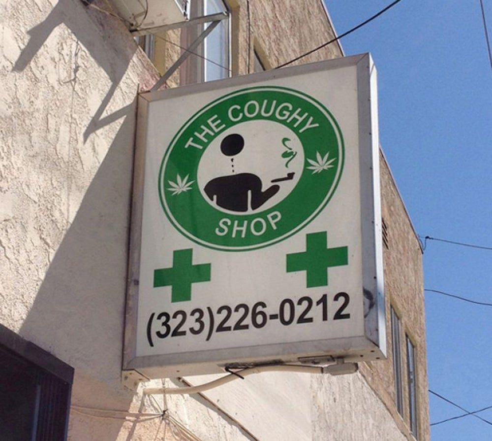 The Coughy Shop — Los Angeles, CA